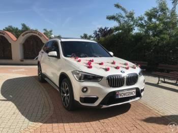 NAJNOWSZE BMW X1 800zł , inne pojazdy, Samochód, auto do ślubu, limuzyna Turek