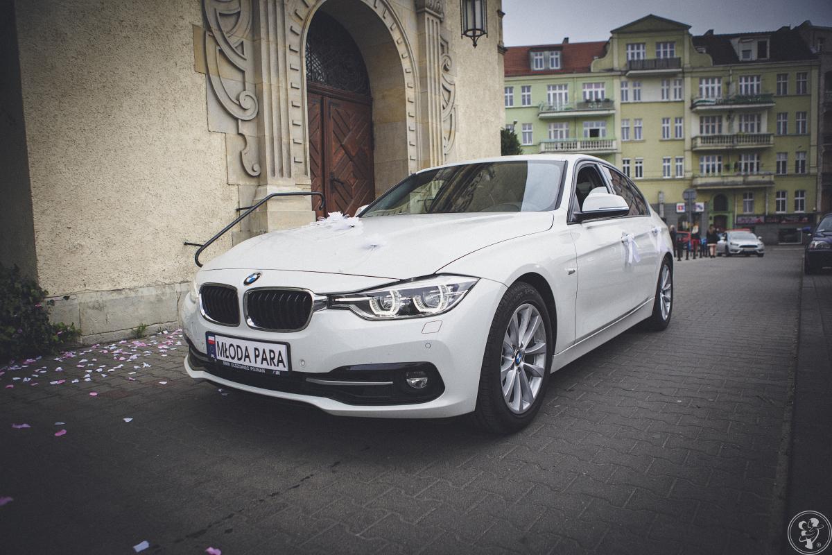 AUTO DO ŚLUBU BIAŁE BMW - 499 zł, Poznań - zdjęcie 1