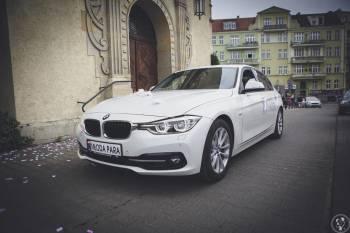 AUTO DO ŚLUBU BIAŁE BMW - najtaniej -  500 zł !!!, Samochód, auto do ślubu, limuzyna Luboń