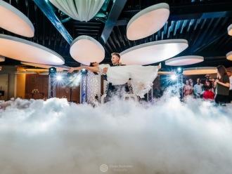 Taniec w chmurach !!! Ciężki dym !!!,  Toruń