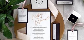 Zaproszenia Ślubne - MerryMe, Zaproszenia ślubne Krobia