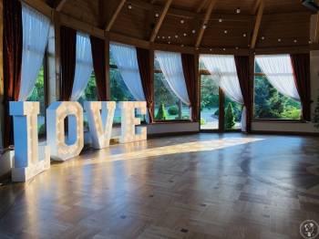 Napis LOVE | W pakiecie z fotobudką rabat!, Napis Love Piaseczno