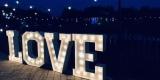 Napis LOVE   W pakiecie z fotobudką rabat!, Piaseczno - zdjęcie 2