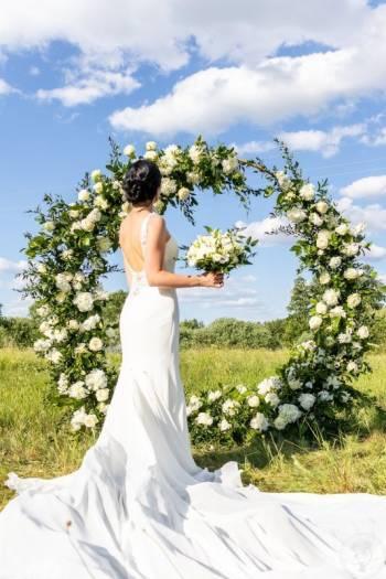 Niezapomniane  i budzące zachwyt gości dekoracje z żywych kwiatów, Dekoracje ślubne Suchań