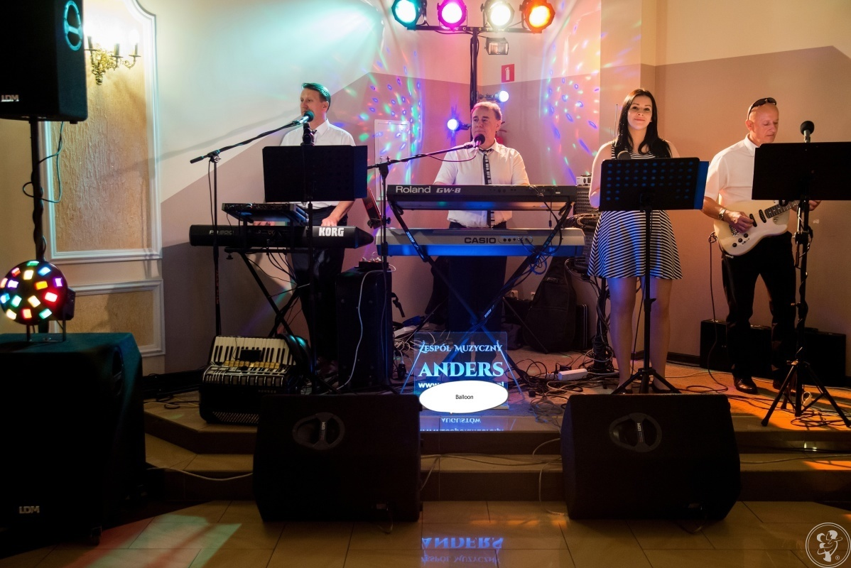 Zespół muzyczny - ANDERS, Augustów - zdjęcie 1
