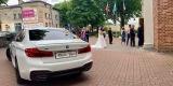 Samochód do ślubu BMW 5 M-performance, model 2019r., Częstochowa - zdjęcie 2