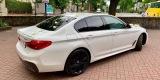 Samochód do ślubu BMW 5 M-performance, model 2019r., Częstochowa - zdjęcie 3