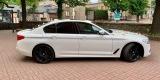 Samochód do ślubu BMW 5 M-performance, model 2019r., Częstochowa - zdjęcie 4