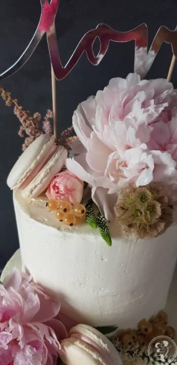 MOUSSE Pracownia Słodkości - torty, słodkie stoły, serniki, tarty, Słodki kącik na weselu Bochnia