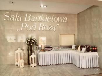 Sala Bankietowa Pod Różą, Sale weselne Wieruszów