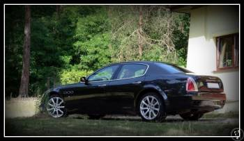 === Maserati Quattroporte === nietuzinkowa limuzyna do ślubu, Samochód, auto do ślubu, limuzyna Nasielsk