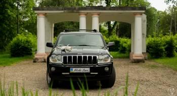 Jeep Grand Cherokee - V8, Samochód, auto do ślubu, limuzyna Dynów
