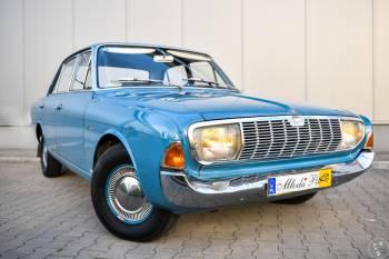 FORD Taunus 1965 r. błękitny. Retro, vintage, zabytek, zabytkowy, Samochód, auto do ślubu, limuzyna Wrocław