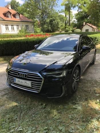 Auto do ślubu Audi A6 S-line Quattro 2019, Samochód, auto do ślubu, limuzyna Stary Sącz