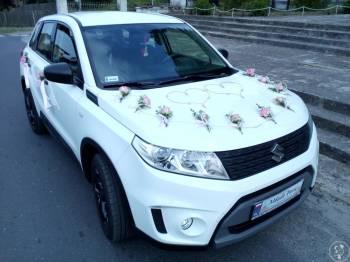 NOWE auto do ślubu - Suzuki/Toyota, Samochód, auto do ślubu, limuzyna Kluczbork