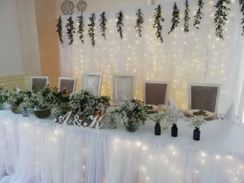 Angel Decorations Obsługa dekoratorska imprez, Wypożyczalnia dekoracji, Dekoracje ślubne Dobczyce