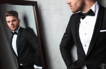 Salon mody męskiej Mad Man, Garnitury ślubne Resko