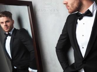 Salon mody męskiej Mad Man, Garnitury ślubne Świnoujście