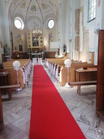 FLORIS dekoracje ślubne, napis LOVE, Dekoracje ślubne Żuromin