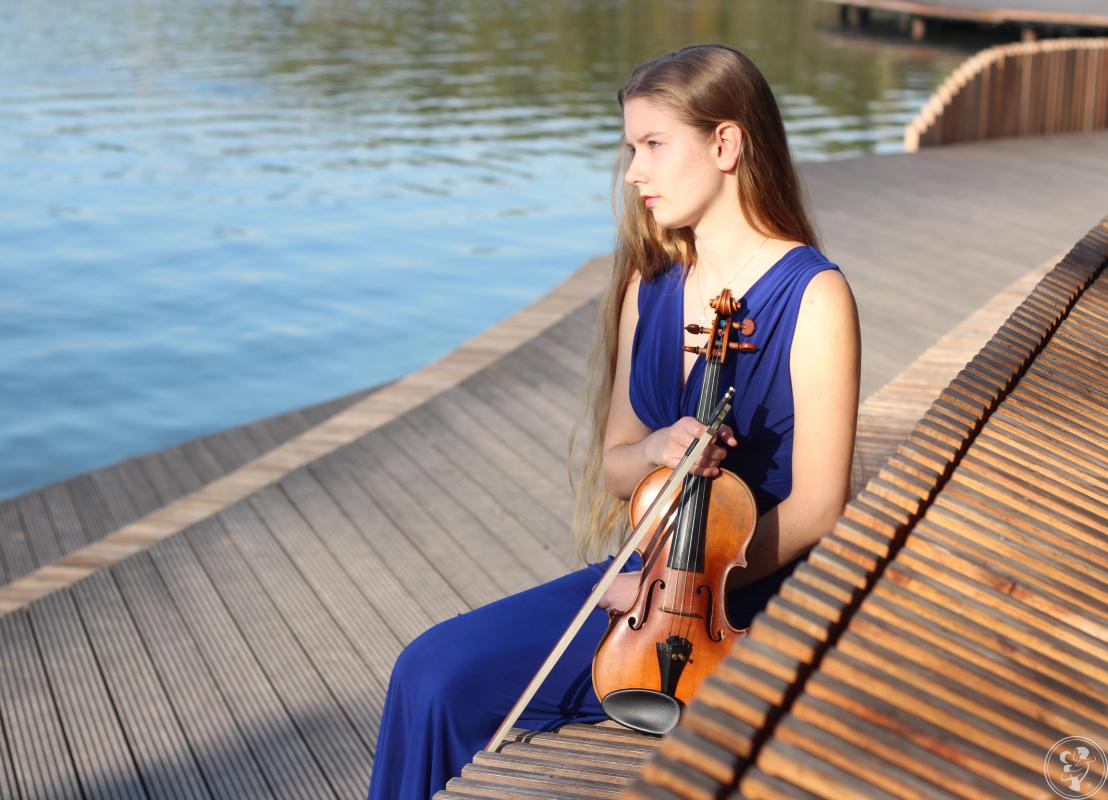 Skrzypcowa oprawa uroczystości - skrzypce na ślub, Tychy - zdjęcie 1