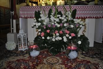 Dekoracja Kościoła, Dekoracje ślubne Rudniki