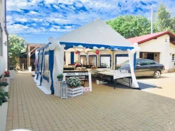 Wynajem namiotów wesela eventy imprezy, Wypożyczalnia namiotów Gdynia