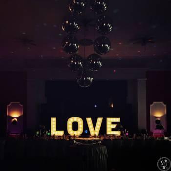 Napis świetlny LOVE, Napis Love Miejska Górka