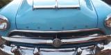 Zabytkowe auto do ślubu Hudson Hornet, Wałcz - zdjęcie 3
