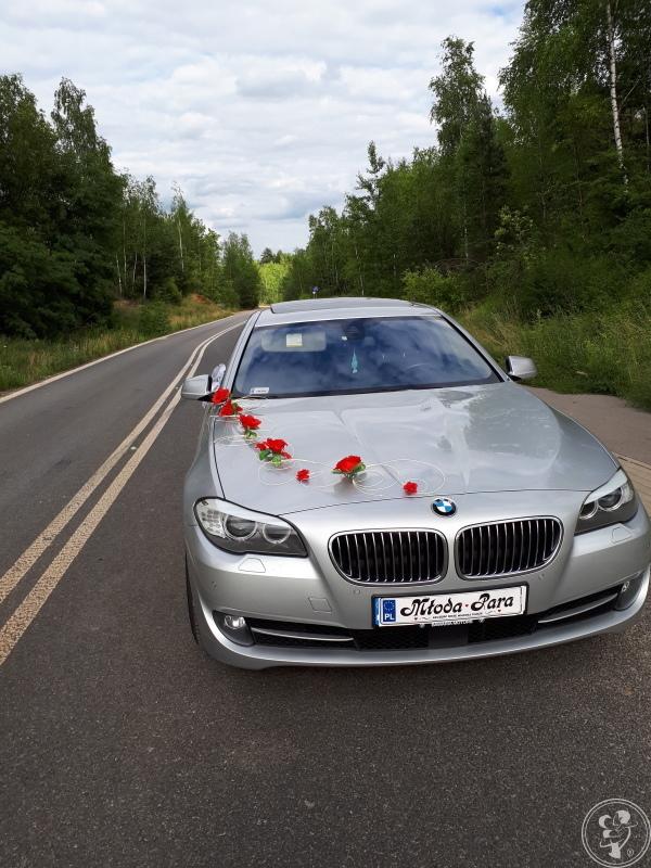 BMW-5 do ślubu i innych okazji, Jaworzno - zdjęcie 1