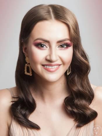 Adrianna Pająk mobilna makijażystka, stylizacja brwi i rzęs 2-8D, Makijaż ślubny, uroda Orzesze