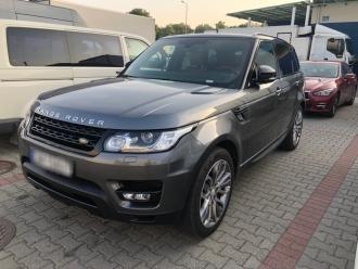 RANGE ROVER SPORT SUV, Samochód, auto do ślubu, limuzyna Wrocław