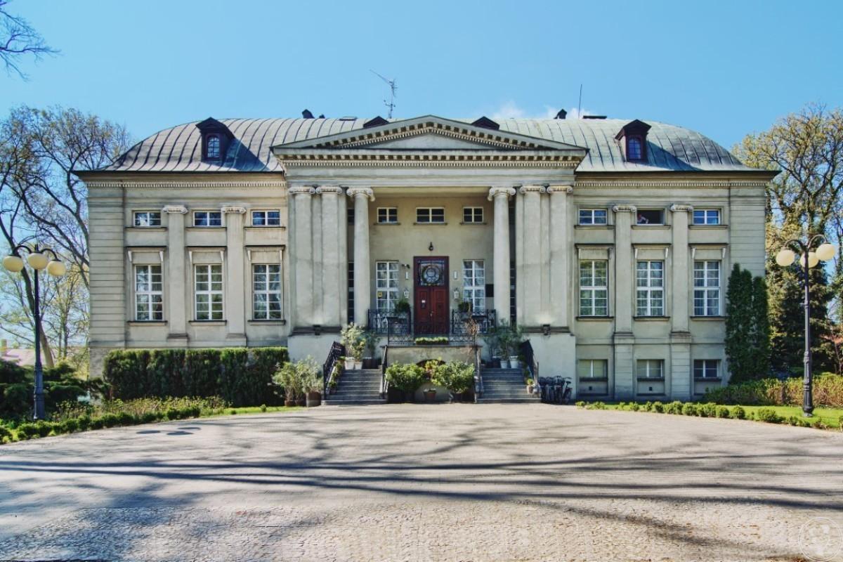 Pałac w Pakosławiu, Pakosław - zdjęcie 1
