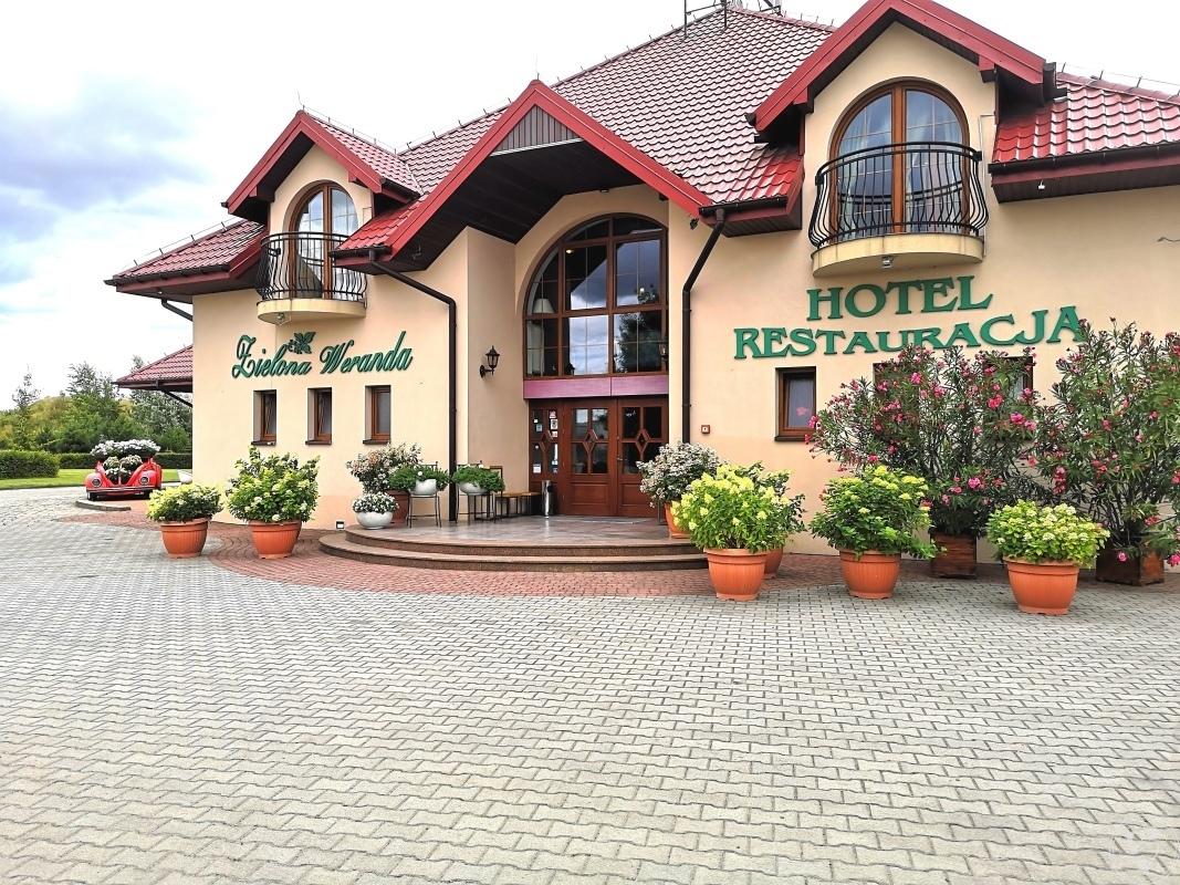Hotel Zielona Weranda, Wieluń - zdjęcie 1