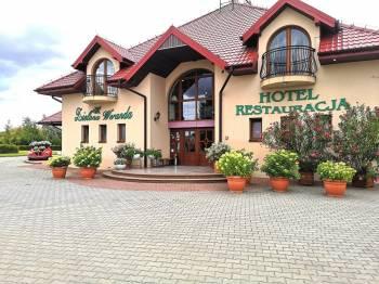 Hotel Zielona Weranda, Sale weselne Wieruszów