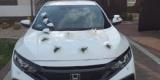 Piękny biały samochód do ślubu, Bełchatów - zdjęcie 2