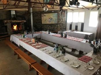 Latarnia Wagabundy - Sala z bieszczadzkim klimatem, Sale weselne Przemyśl