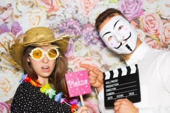 Fotobudka Wyjątkowe Chwile ! Ceny najtańsze w regionie, Fotobudka, videobudka na wesele Łomża