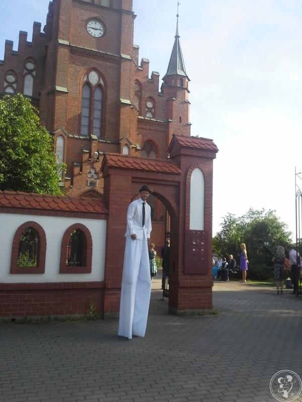 anioł na szczudłach, Warszawa - zdjęcie 1