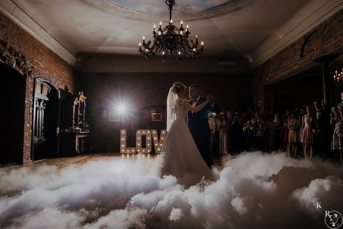 ciężki dym, napis love, fotobudka,  dekoracja led, balony, bańki, Wrocław - zdjęcie 1