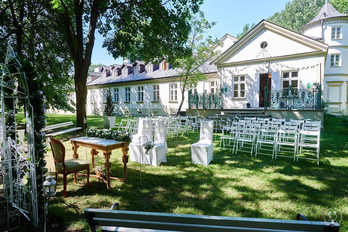 Pałac Lasotów w Zielonkach pod *Warszawą*, Zielonki - zdjęcie 1