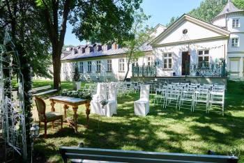 Pałac Lasotów w Zielonkach pod *Warszawą*, Sale weselne Nasielsk