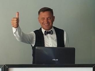 DJ/Wodzirej  KRISS - super zabawa za przystępną cenę :),  Zabrze