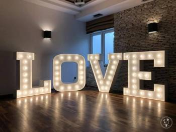Napis LOVE, MIŁOŚĆ, Napis Love Tłuszcz