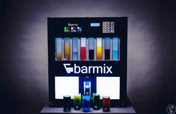 Automat do drinków BARMIX, Barman na wesele Biała Podlaska