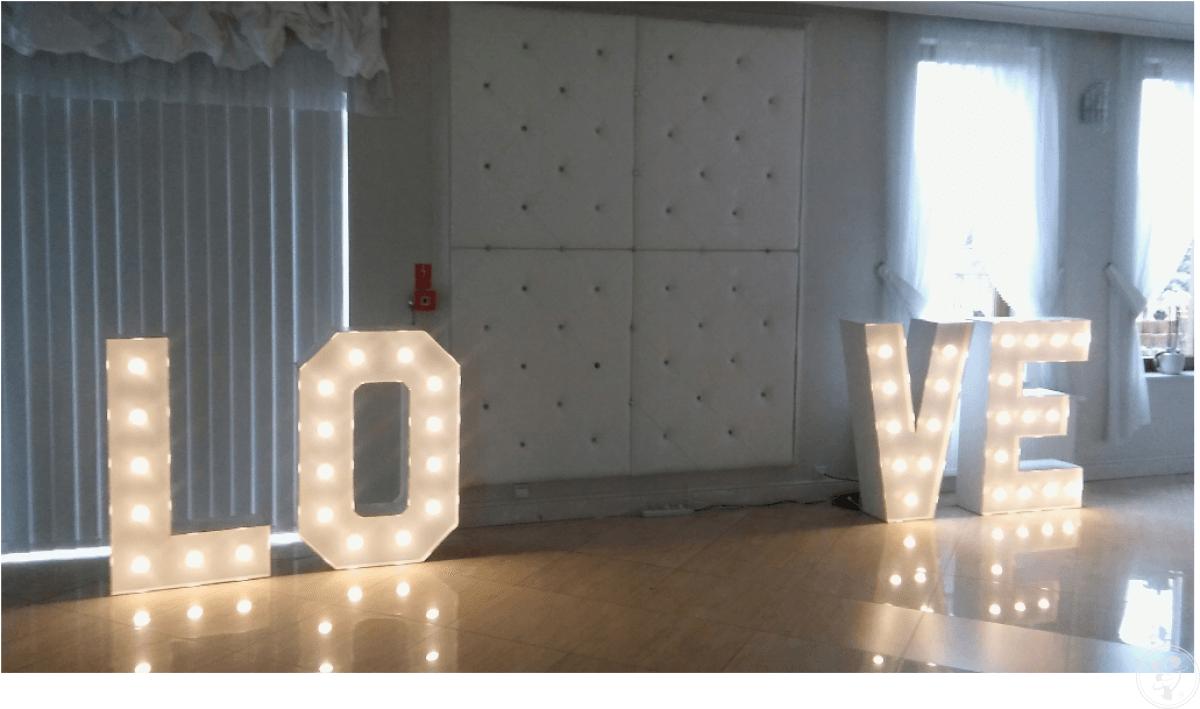 Wynajem napis LOVE, Sochaczew - zdjęcie 1