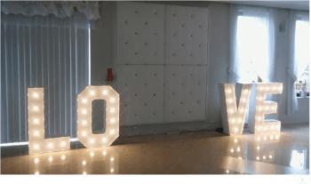 Wynajem napis LOVE, Napis Love Nowe Miasto nad Pilicą