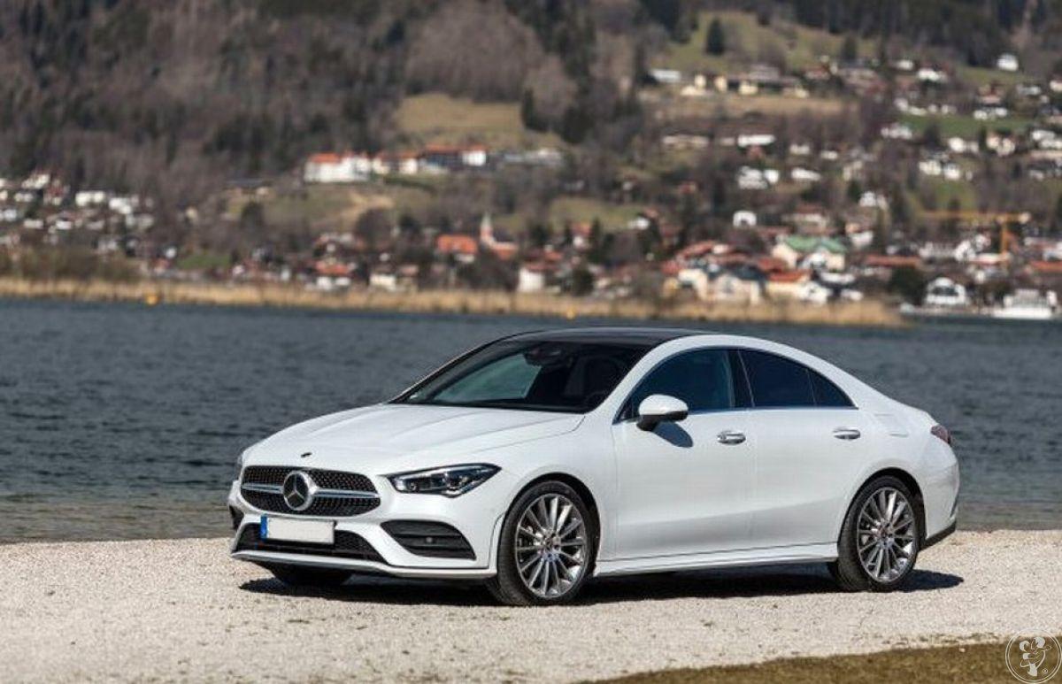 !!!Nowy Mercedes CLA do ślubu, Piękny samochód do ślubu, Bielsko-Biała - zdjęcie 1
