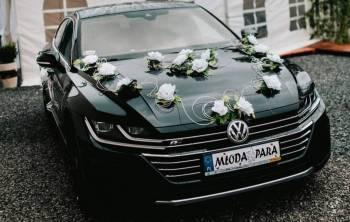 VW ARTEON R-LINE, Samochód, auto do ślubu, limuzyna Tyczyn