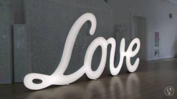 Pisane LOVE, napis LOVE, Napis Love Sanok