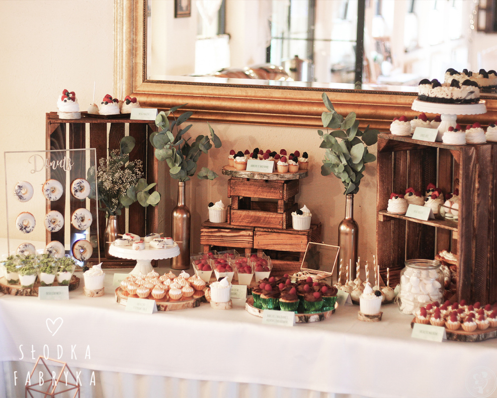 Candy Bar Słodki Stół na Twoje wesele, Słupsk - zdjęcie 1